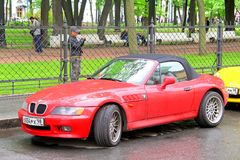 BMW Z3 Stock Images