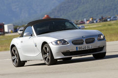 BMW Z3 Royalty Free Stock Photos