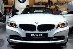 BMW Z4 Royalty Free Stock Image