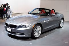BMW Z4 Stock Photography
