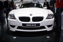 BMW Z4 at Moscow International exhibition Stock Photography