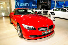 BMW Z4 sDrive 20i Convertible sports car Royalty Free Stock Photography