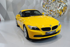 BMW Z4 sDrive23i Royalty Free Stock Image