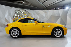 BMW Z4 sDrive23i Photographie stock libre de droits