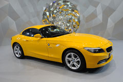 BMW Z4 sDrive23i Immagine Stock