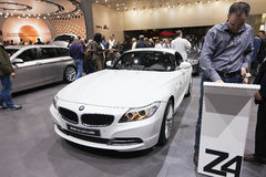 BMW Z4 sDrive28i Royalty-vrije Stock Foto
