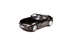 bmw z4 sports car Stock Photo