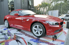 BMW Z4 Sports Car Stock Image