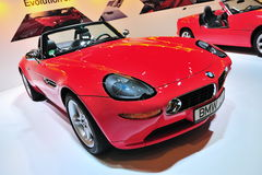 BMW Z8 convertible Stock Image