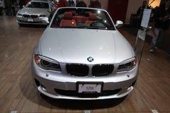 BMW128i Cabriolet Lizenzfreies Stockbild