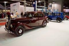 BMWs clásico en Milano Autoclassica 2016 Fotos de archivo