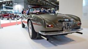 BMWs clássico em Milão Autoclassica 2016 Fotografia de Stock