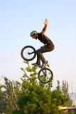BMX Photographie stock