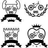 BMX Lizenzfreies Stockbild