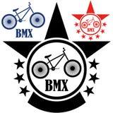 BMX Obrazy Royalty Free