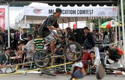 BMX Foto de archivo