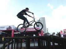 BMX Foto de archivo libre de regalías