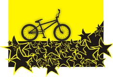Bmx Foto de Stock Royalty Free