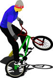BMX Stock Photography