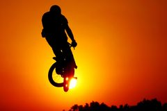 bmx bike Стоковые Фотографии RF