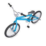 BMX bike. Render on a white background Stock Images