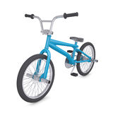 BMX bike. Render on a white background Royalty Free Stock Image