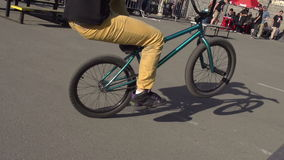 BMX Biking video estoque
