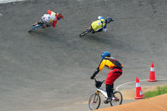 BMX competition Stock Photo