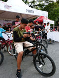 BMX Royalty Free Stock Photos