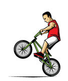 Bmx Royalty Free Stock Photos