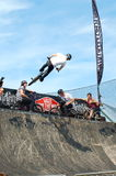 BMX event at Relentless Boardmasters, Newquay Stock Photos
