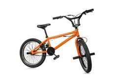 BMX Fahrrad lizenzfreie stockbilder