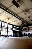 BMX fait du vélo des cavaliers Images libres de droits
