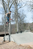 BMX Jump Stock Photos