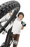 BMX rider Stock Photos
