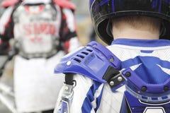 BMX Shoulder Pads Stock Images