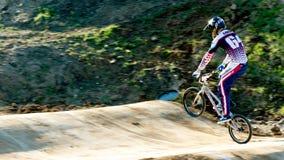 BMX Weltcup 2011 Lizenzfreies Stockfoto