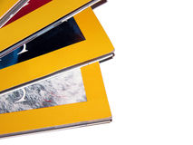 Bündel Zeitschriften Lizenzfreie Stockbilder