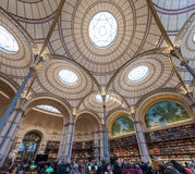 BNF Richelieu Library Royalty Free Stock Images