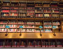 BNF Labrouste Library Stock Photography