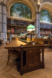 BNF Labrouste Library Royalty Free Stock Images