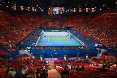 BNP Masters 2009 Centre Court Royalty Free Stock Image