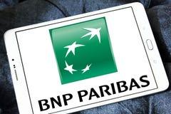Bnp paribas logo Royalty Free Stock Images