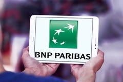 Bnp paribas logo Stock Photos