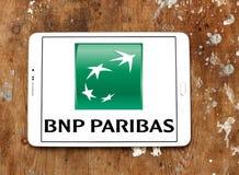Bnp paribas logo Royalty Free Stock Photos