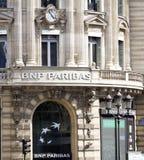 BNP Paribas Stock Photography