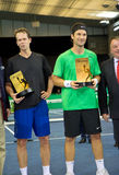 BNP Paribas Zurich Open Champions Tour 2012 Stock Images