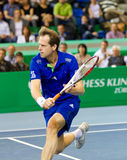 BNP Paribas Zurich Open Champions Tour 2012 Royalty Free Stock Images
