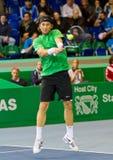 BNP Paribas Zurich Open Champions Tour 2012 Royalty Free Stock Image