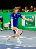 BNP Paribas Zurich Open Champions Tour 2012 Royalty Free Stock Images